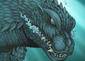 Godzilla: Rulers of Earth Comic Book promo. Motion Graphics by John Stanowski.