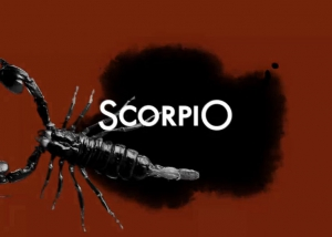 Scorpio Production Logo. Motion Graphics by John Stanowski.