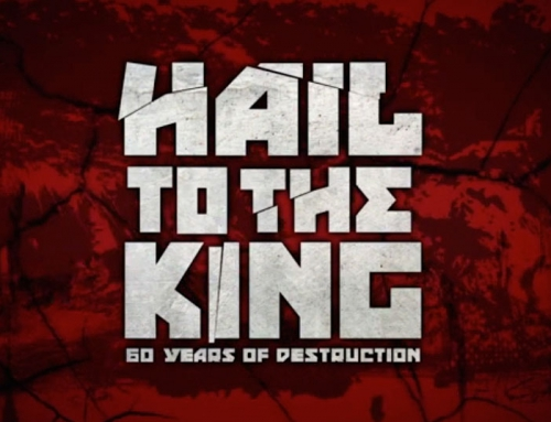 """Hail to the King"" Opening Title Sequence"